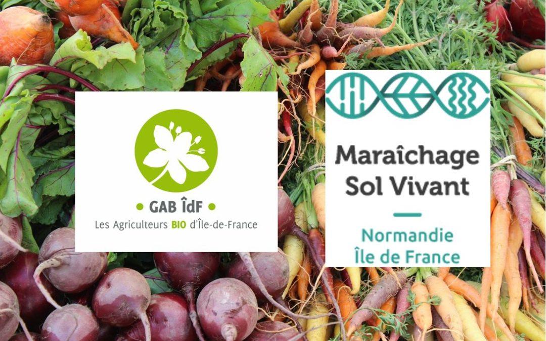 FORMATION : Itinéraires techniques en MSV – Philippe Caron et Mustafa Hadj Moussa – 24 Septembre 2019 – Ile de France